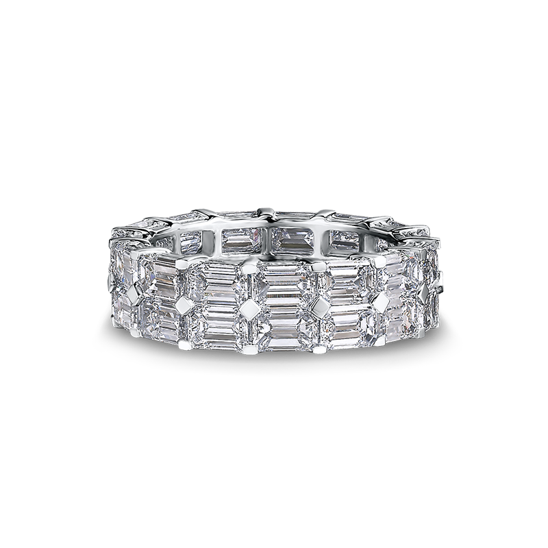 08-claw-set-double-row-emerald-cut-diamond-full-eternity-ring-02