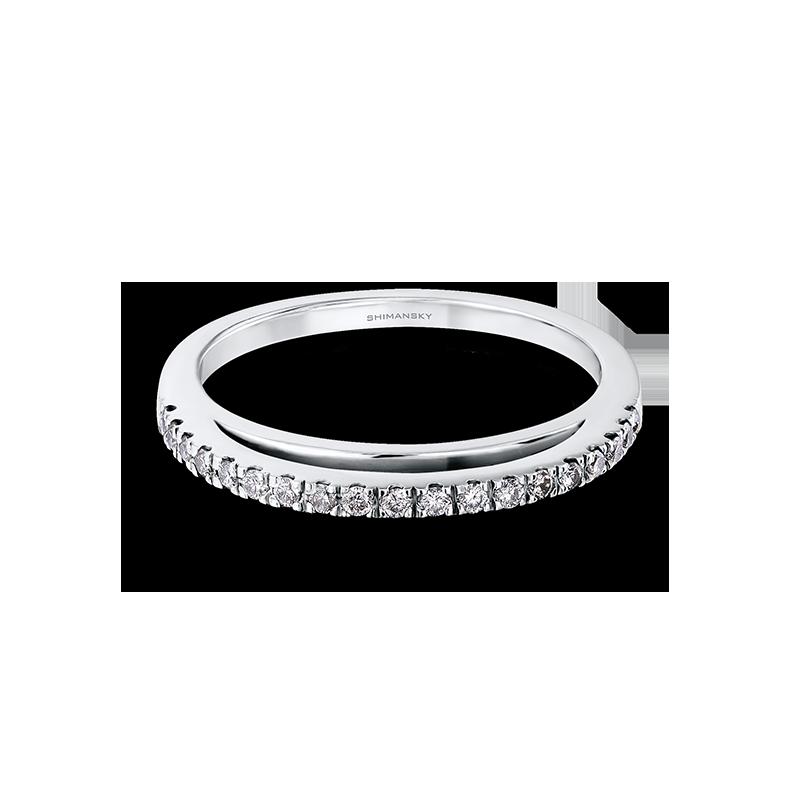 Evolym Diamond Wedding Ring
