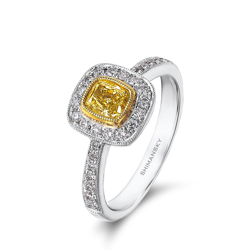 12-tube-set-cushion-cut-fancy-yellow-diamond-ring-set-with-pave-diamonds-01
