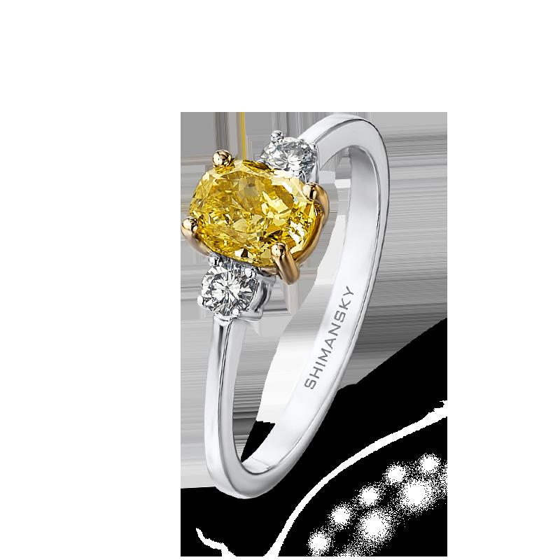 02-claw-set-oval-cut-fancy-yellow-diamond-ring-set-with-round-brilliant-cut-diamonds-01
