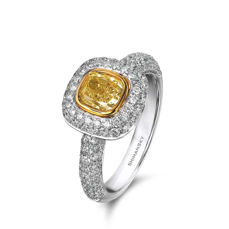 14-tube-set-radiant-cut-fancy-yellow-diamond-ring-set-with-pave-set-diamonds-01
