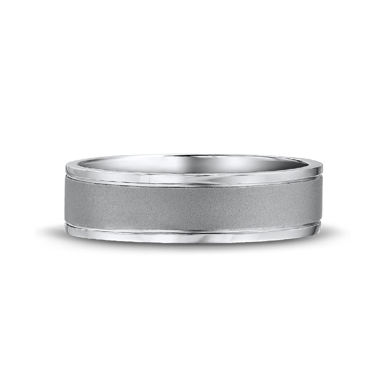 Max-Line Brushed Flat Centre with Two Polished Edges