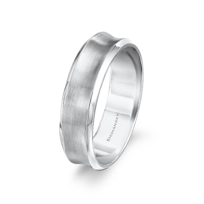 Max-Line Satin Centre and Polished Edge Band