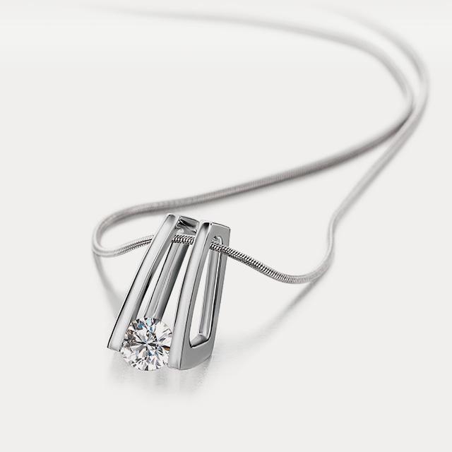 Millennium Diamond Pendant