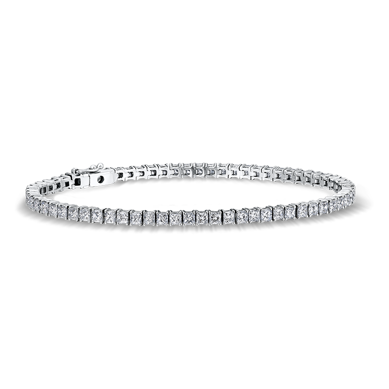 Shimansky My Girl Diamond Tennis Bracelet