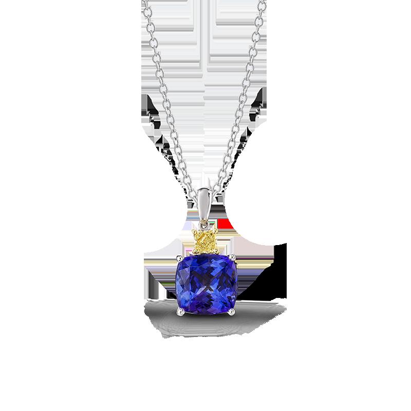 11-cushion-tanzanite-and-fancy-yellow-diamond-drop-pendant