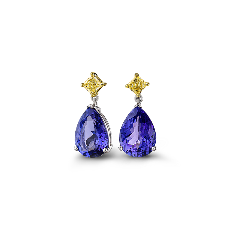 12-pear-shape-tanzanite-and-fancy-yellow-diamond-drop-earrings