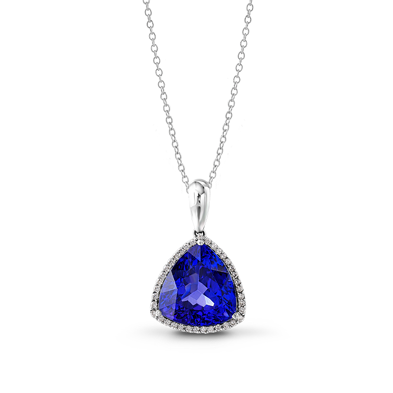12-trilliant-tanzanite-and-micro-set-diamond-halo-pendant
