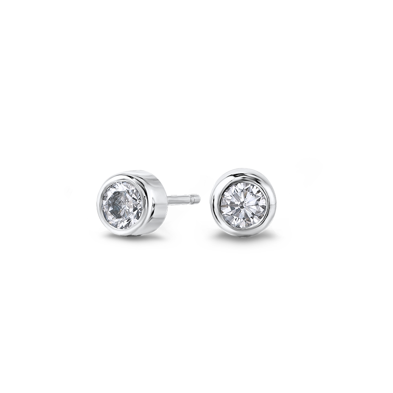 tube-set-round-brilliant-cut-diamond-studs