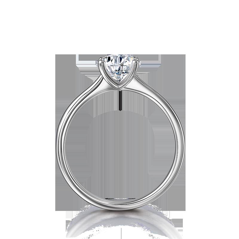 Shimansky Victoria Diamond Engagement Ring