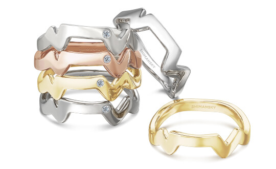 Table Mountain Ring Collection | Shimansky