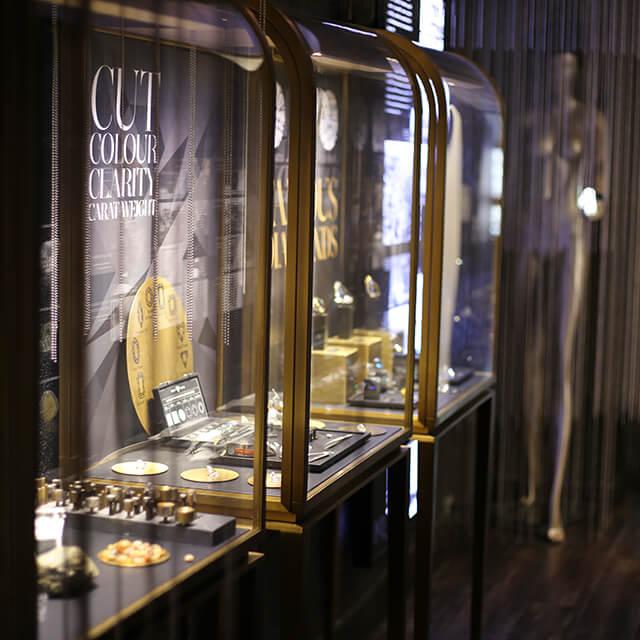 Shimansky New York Store | Shimansky Jewellers