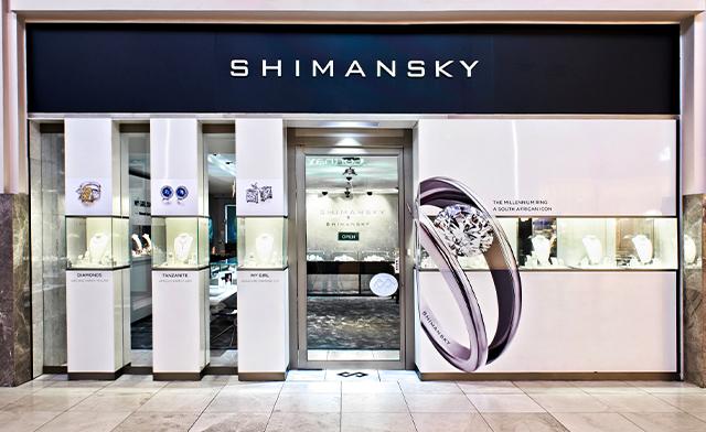 Shimansky Jewellery Store Nelson Mandela Square Sandton