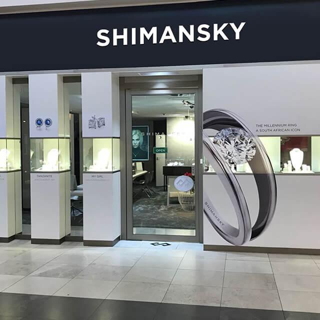 Shimansky Sandton Store | Shimansky Jewellers
