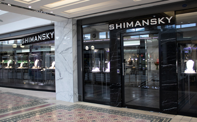 Shimansky Showroom V&A Waterfront Cape Town