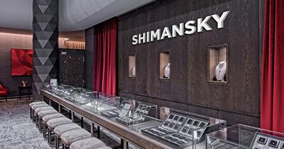Shimansky Rockwell Store | Shimansky Jewelers