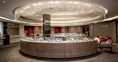 Shimansky Clocktower Showroom | Shimansky Jewelers