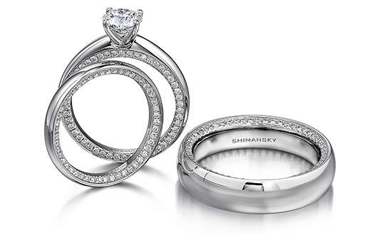 Shimansky Circle of Love Collection