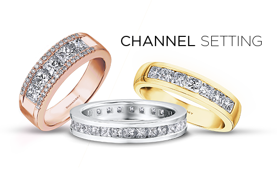Everything you need to know about diamond settings