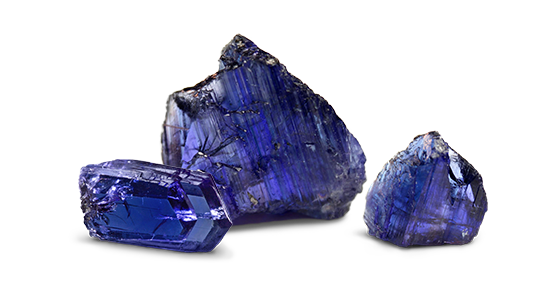 Shimansky Origin of Tanzanite