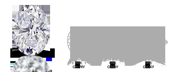 Oval Shape Diamond Facets