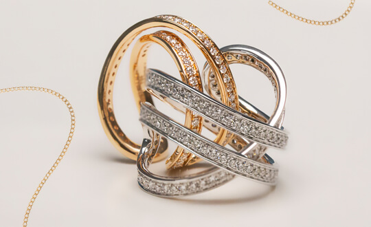 10 Jewellery Items To Express Yourself   Shimansky