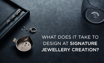 Signature jewellery creations by Shimansky South-Africa
