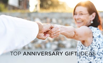 Top Anniversary Gift Ideas Shimansky Jewellery