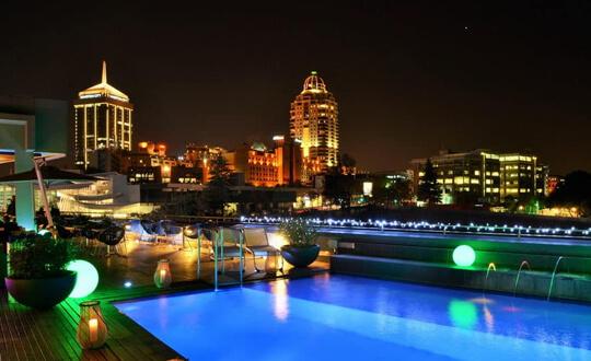 Hotels in Sandton, Johannesburg
