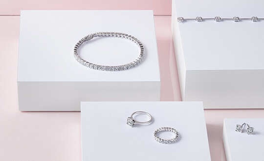 Shimansky My Girl Diamond Collection