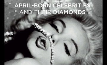 Diamonds are one of the nature's most precious creations, and those born in April are lucky enough to call them their birthstone
