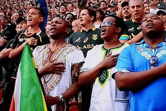 Facts about the South African anthem   Shimansky