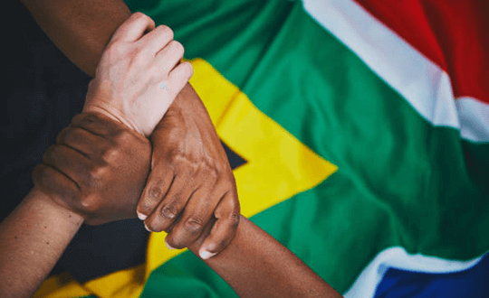 The Anthem Project | South Africa