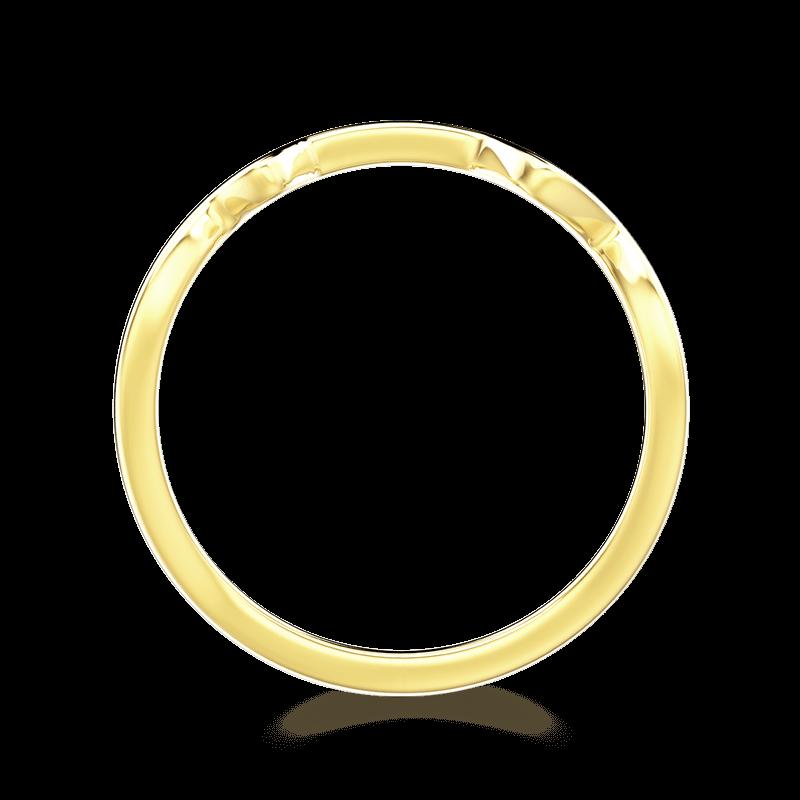 Table Mountain Plain Ring   Shimansky