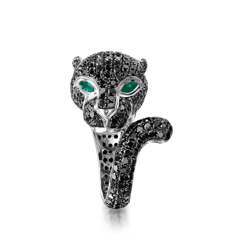 08-black-diamond-and-emerald-panther-ring-01