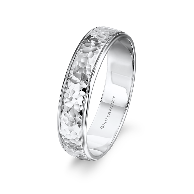 ID00119-5mm-shiny-half-round-mens-wedding-band-with-hammered-finish-01