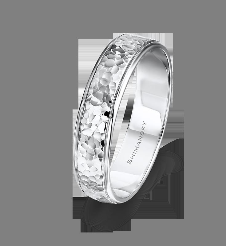 ID00119-5mm-shiny-half-round-mens-wedding-band-with-hammered-finish-01