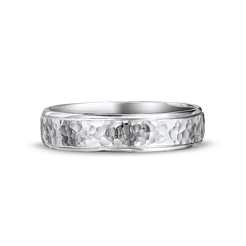 ID00119-5mm-shiny-half-round-mens-wedding-band-with-hammered-finish-02