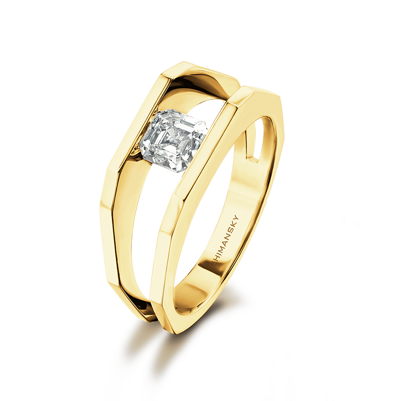 millennium-square-emerald-cut-diamond-ring-for-men-shimansky-01