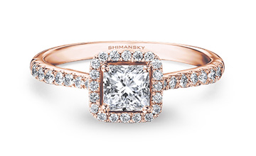 Iconic Diamond Engagement Rings