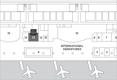 CTAirport_Locator_Map
