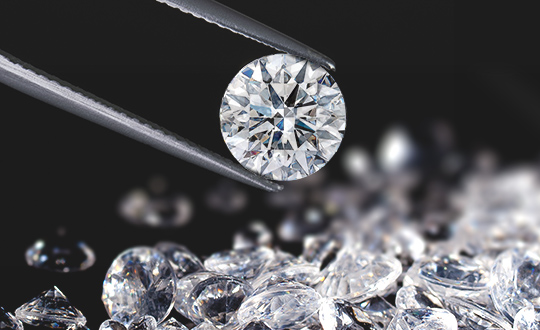 Ethical diamonds from mine to finger