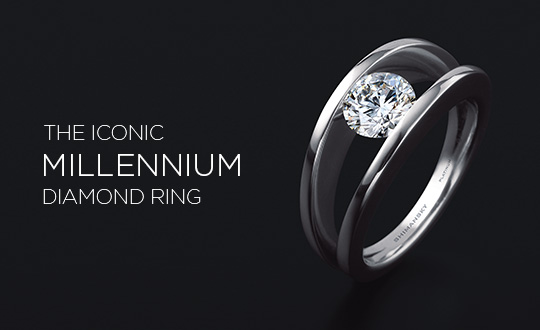 Shimansky Millennium Ring - iconic by design