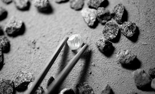 The Journey of a Shimansky Diamond