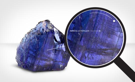 Shimansky Tanzanite Clarity