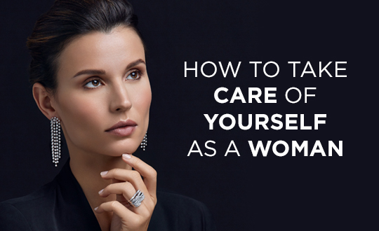 A Woman's Guide to Self-Care