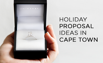 Romantic ways to propose while on holiday in Cape Town | Shimansky