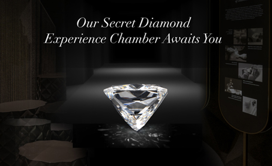 Shimansky Diamond Experience at the Rockwell