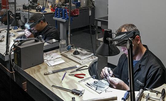 Shimansky Rockwell Jewellery Studio