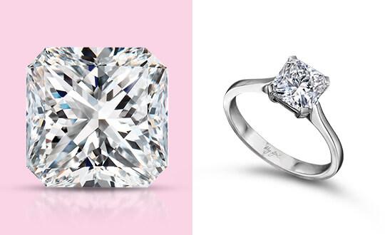 Shimansky My Girl diamond cut